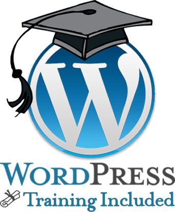WordPress Training Included