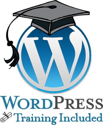 WordPress Training Included