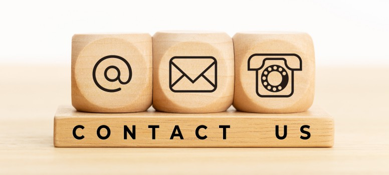 Place Numerous Methods of Contact