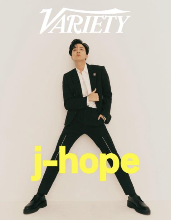Variety - J-Hope