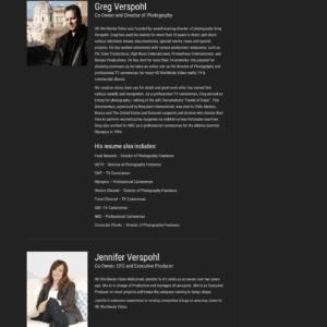 Web Design Portfolio HD Worldwide Video
