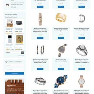 Web Design Portfolio shopemalls
