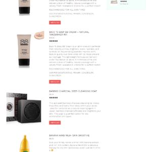 Web Design Portfolio SunnyGurl