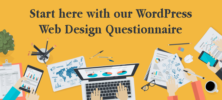 Request a WordPress Web Design Quote