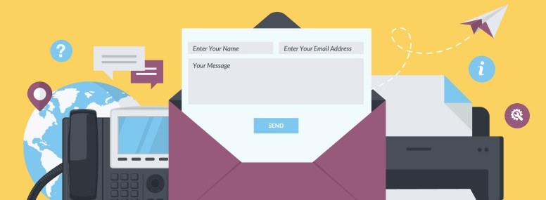 How to Create a Contact Us Page for Your Business Website