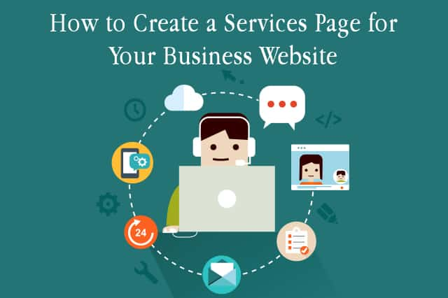 How to Create a Services Page for Your Business Website