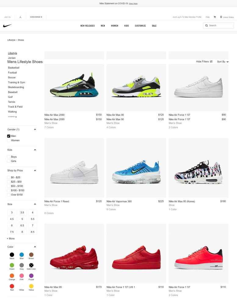 The UX / UI Guide for E-Commerce Websites