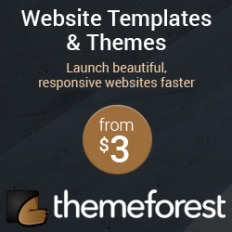 Website Templates and Themes - Themeforest