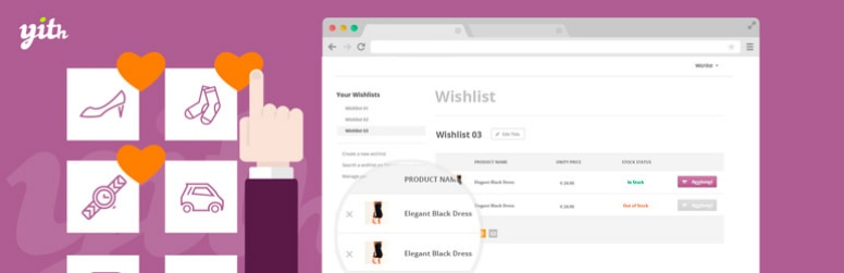 The Top 10 Must Have WooCommerce Plugins of 2017 YITH Wishlist