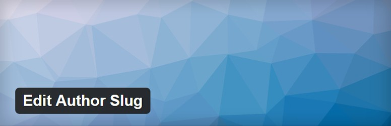 Top 10 Wordpress Utility Plugins 2016 Edit Author Slug