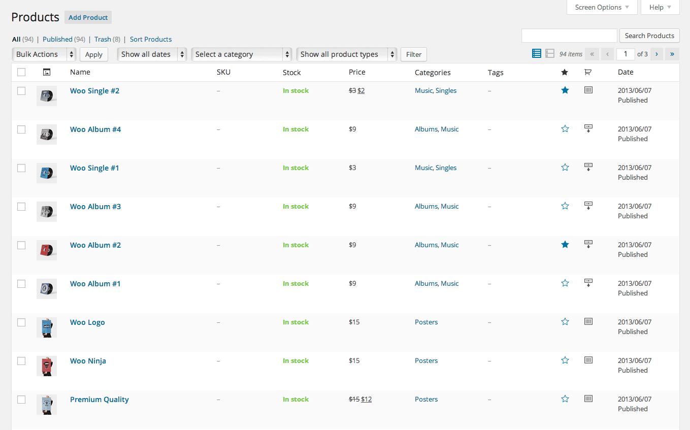 WooCommerce Web Design and Development