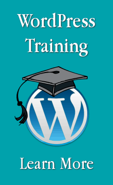 WordPress Training Remote One-on-One