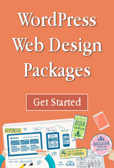 WordPress Web Design Packages